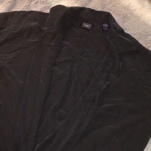 Men's soft button up shirt